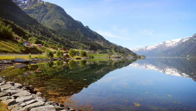 Urlaub Norwegen Reisen - Indian Summer Norwegens –
